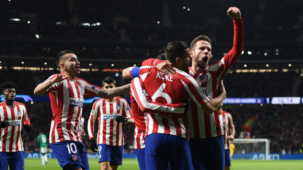 Atletico Madrid, history-making Atalanta seal final knockout stage spots