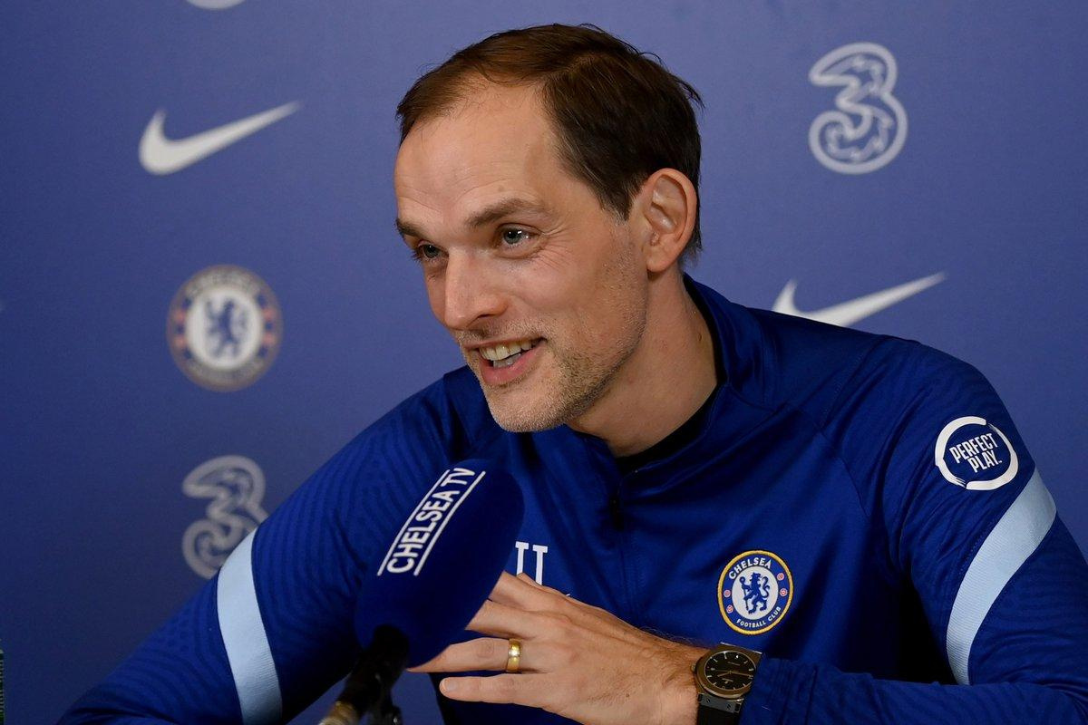 Thomas Tuchel comment on Chelsea - Tottenham match
