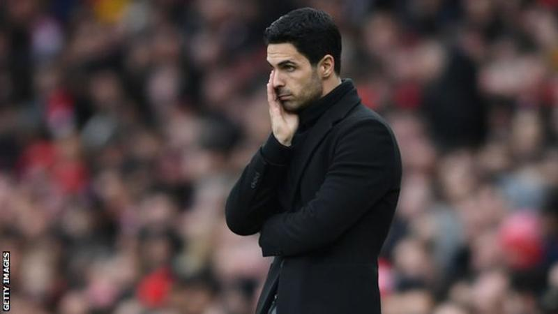 Mikel Arteta: Arsenal manager tests positive for coronavirus