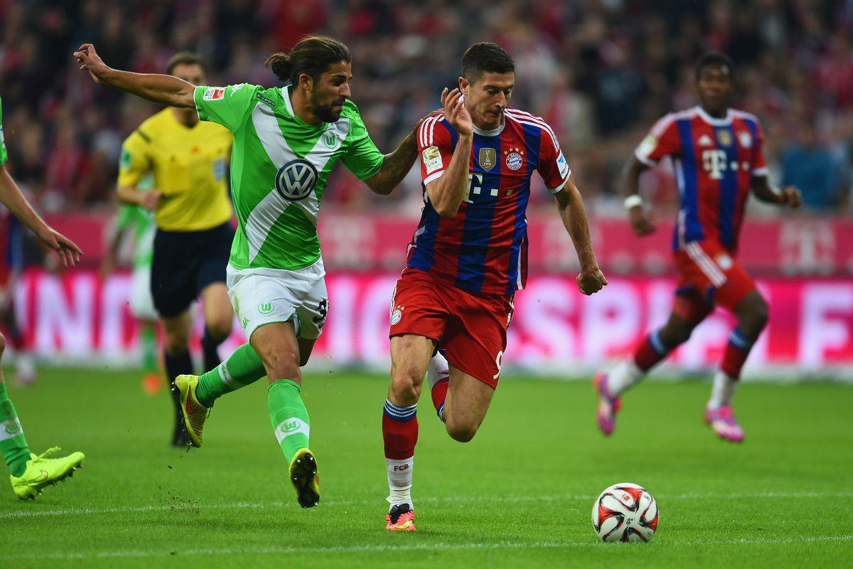 Wolfsburg vs. Bayern Munich: another mistake of the leader?