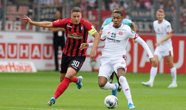 """Mainz"" vs ""Paderborn"": The match for six points"