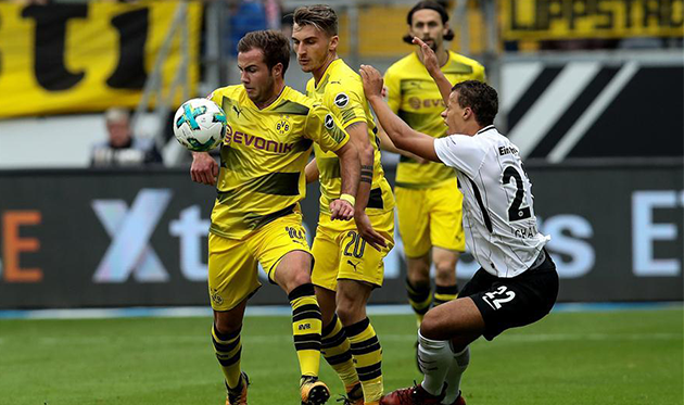 Borussia Dortmund vs Eintracht: Will there be plenty of goals?