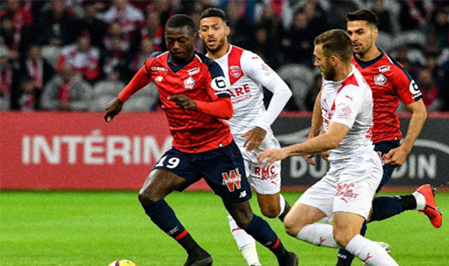 """Angers"" vs ""Lille"": France non-stop"