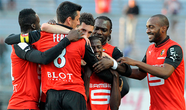 """Rennes"" vs ""Brest"": will Rennes secure third place in League 1?"