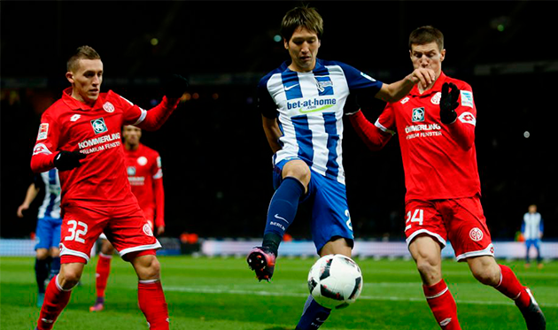 """Hertha"" vs ""Mainz"": will ""Hertha"" move away from the departure zone?"