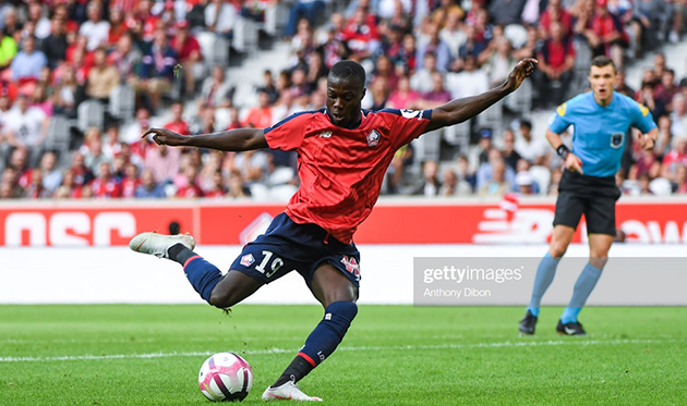 """Lille"" vs ""Rennes"": A battle of tonal reds"
