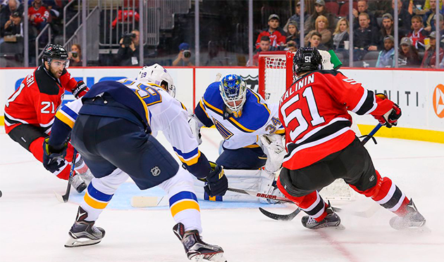 """St. Louis"" vs ""New Jersey"": are there any chances for the Devils?"