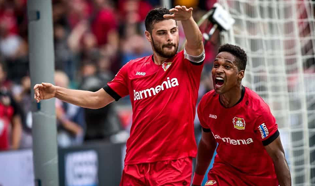 """Union Berlin"" vs ""Bayer"":  The chances of ""Bayer"" to reach the Champions League zone"
