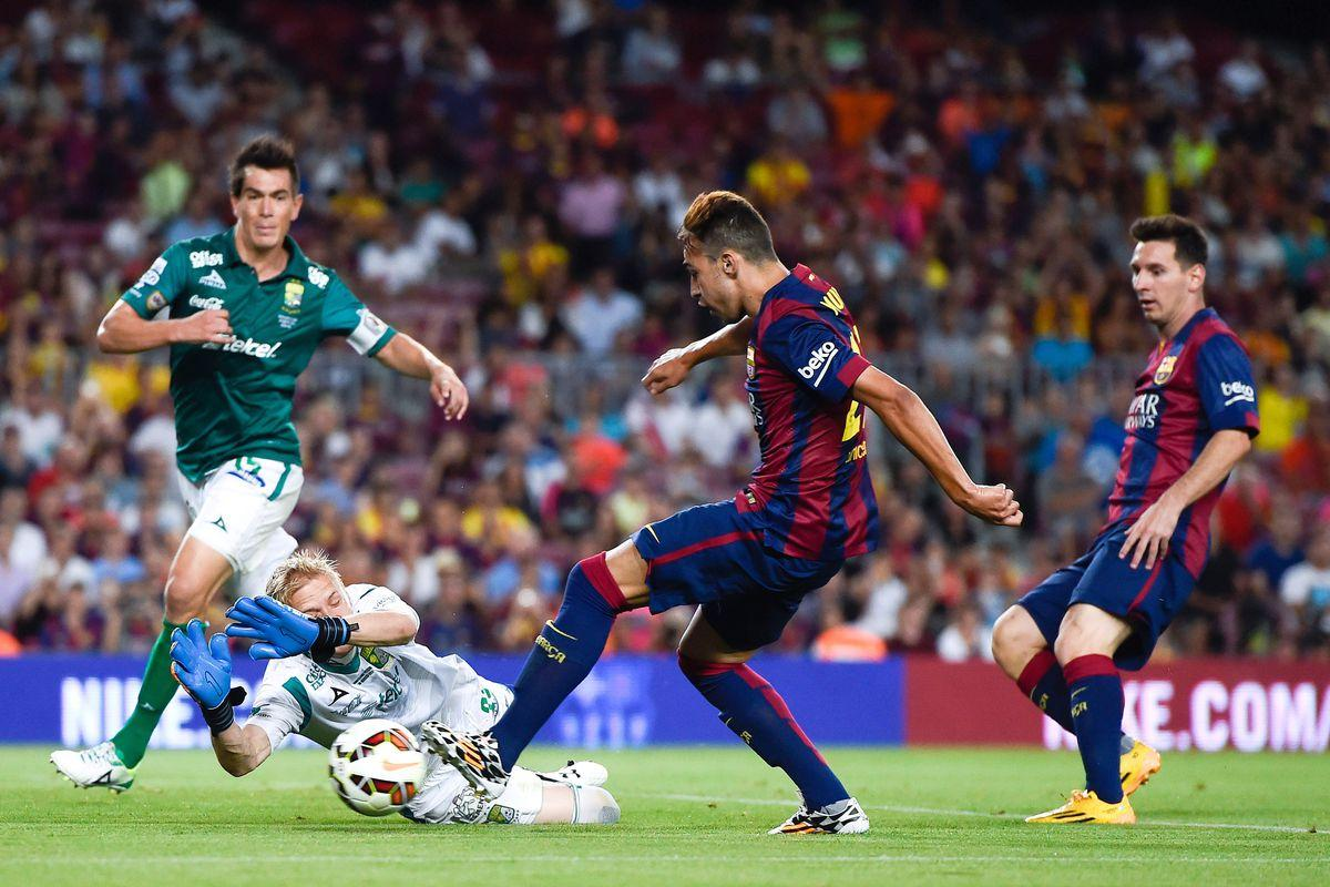 Barcelona vs. Elche: betting on the leader