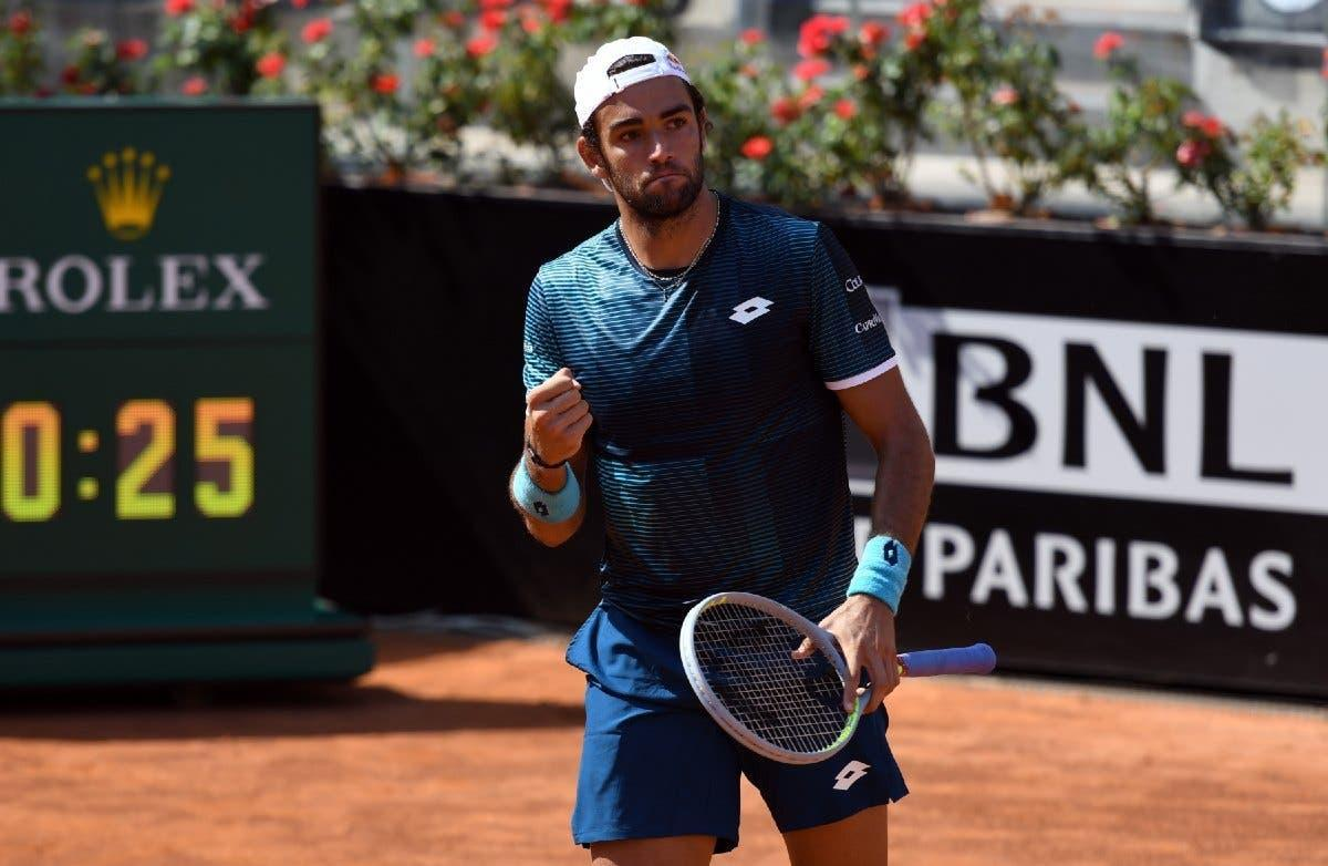 Kevin Anderson vs. Matteo Berrettini: whose serve will be more accurate?