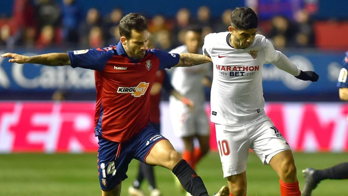 "Osasuna vs Sevilla: The ""Nerves"" have not yet moved away from the Champions League match?"