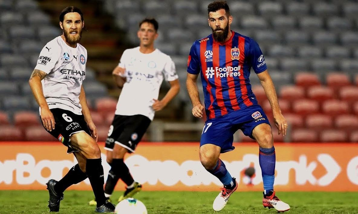 Newcastle Jets vs Melbourne City: Which one is preferred?