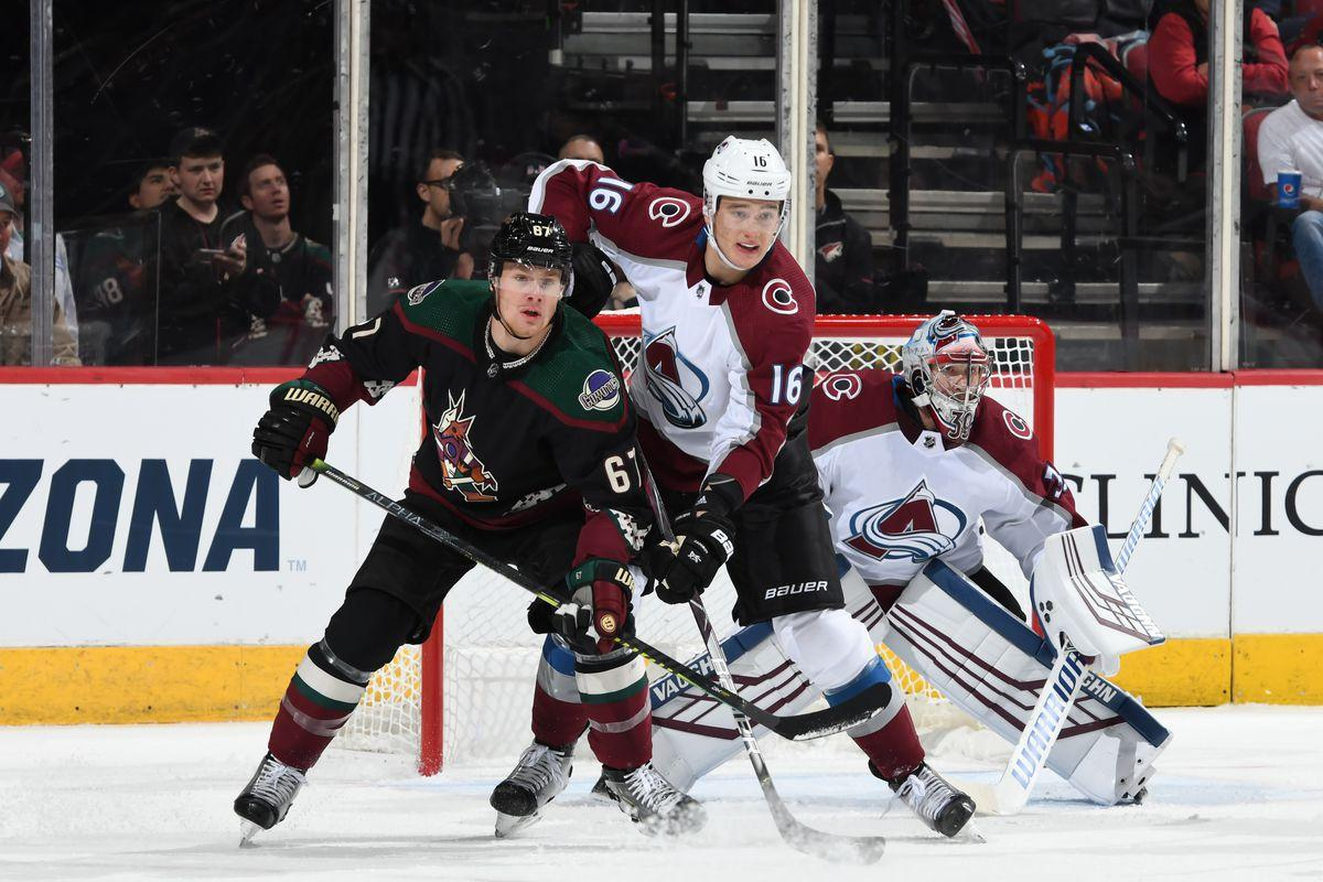 Arizona Coyotes vs. Colorado Avalanche: will the hosts extend their winning streak?