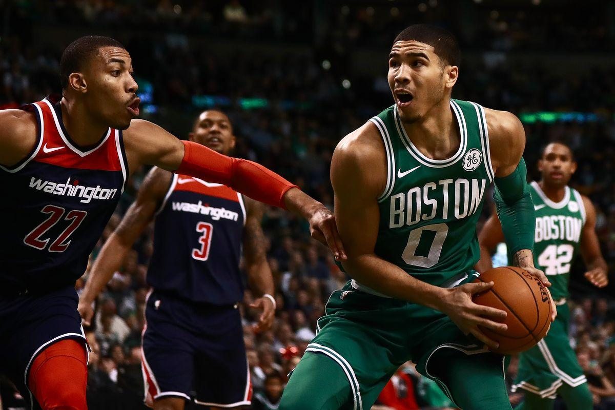 "Boston vs Washington: Will the ""Celts"" show a good game?"