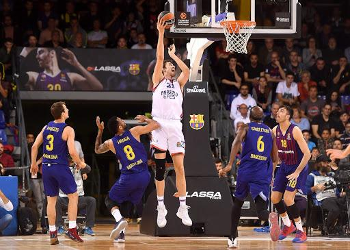 Barcelona vs. Anadolu Efes: taking revenge