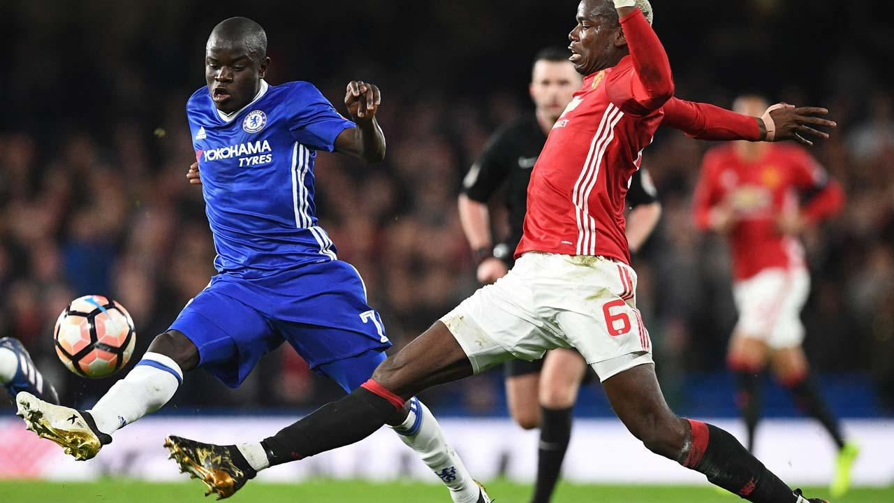 Chelsea vs Manchester United: Central match of the tour