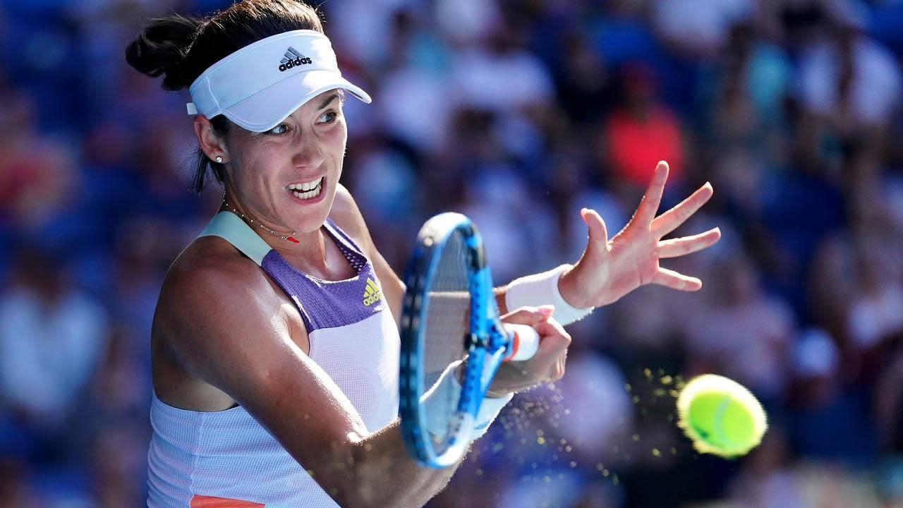 Muguruza vs. Kenin: an inconvenient rival for Garbine