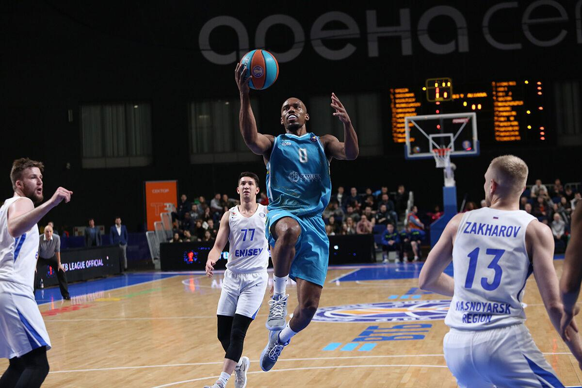 Astana vs. Enisey Krasnoyarsk: Thursday in VTB United League