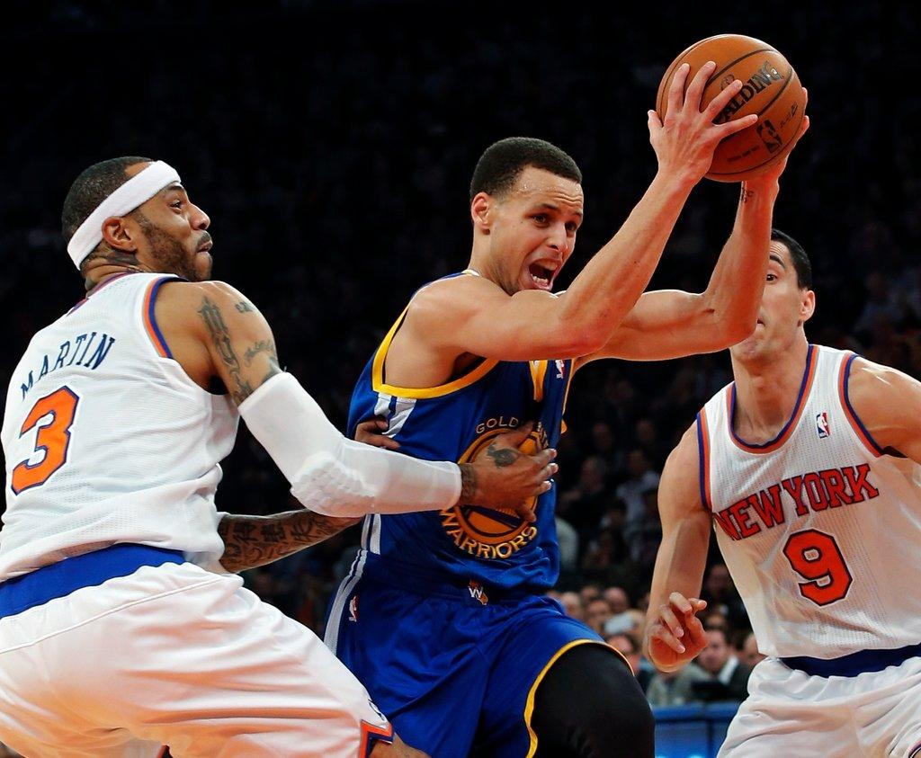 New York Knicks vs. Golden State Warriors: how will the fight between the Knicks and the Warriors end?