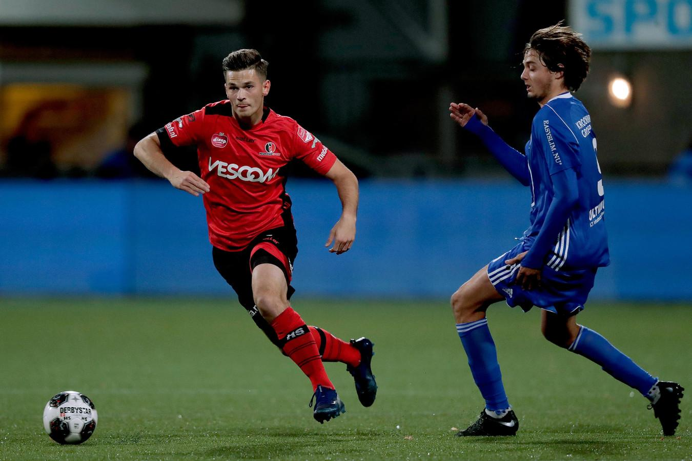 Helmond Sport vs. Almere City: who will gain three points?