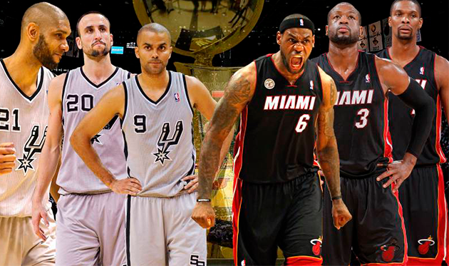 """Miami"" vs ""San Antonio"": can ""the Heats"" save the situation?"