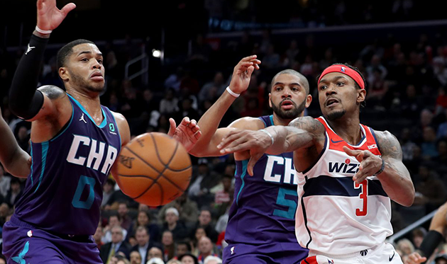 """Washington"" vs ""Charlotte"": Will the capital club show a decent game?"