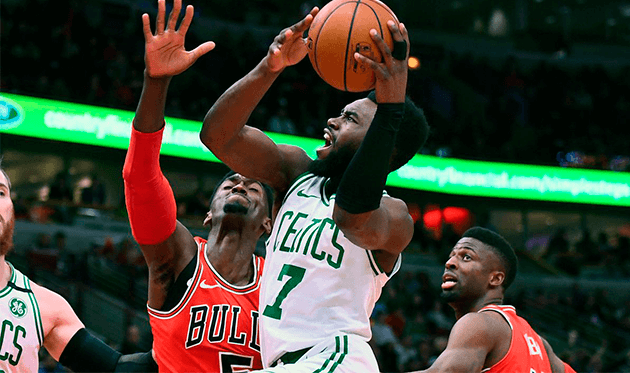 """Boston"" vs ""Chicago"": another convincing victory of the ""Celtics""?"