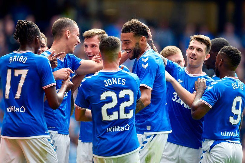 """Rangers"" vs ""St Mirren"": catching up with the leaders"