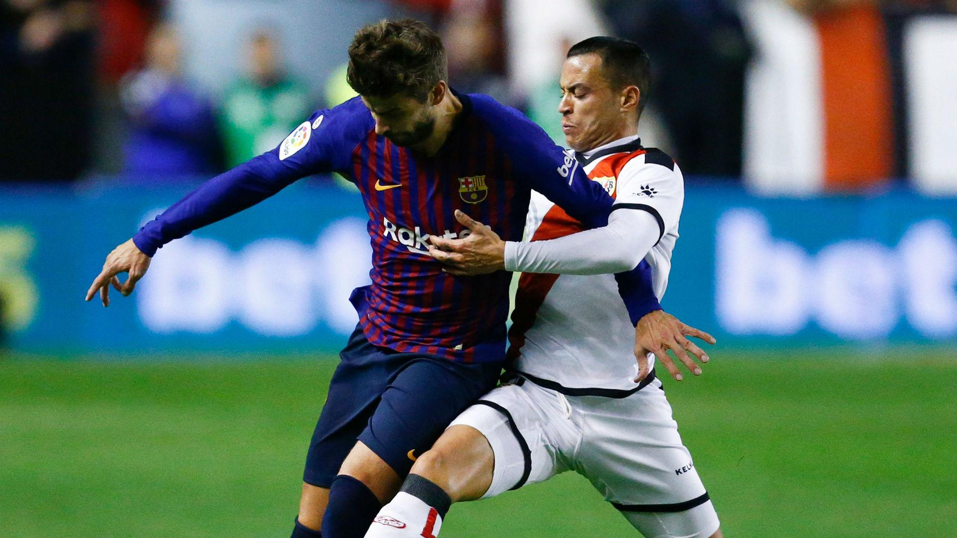 Rayo Vallecano vs Barcelona: Battle of the Year for ''the Giants''