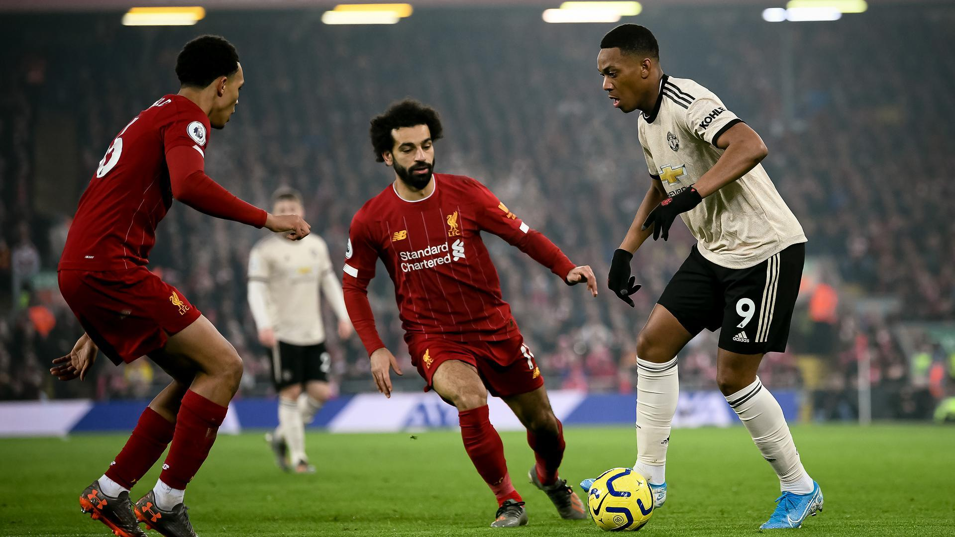 Manchester United vs Liverpool: betting and predictions