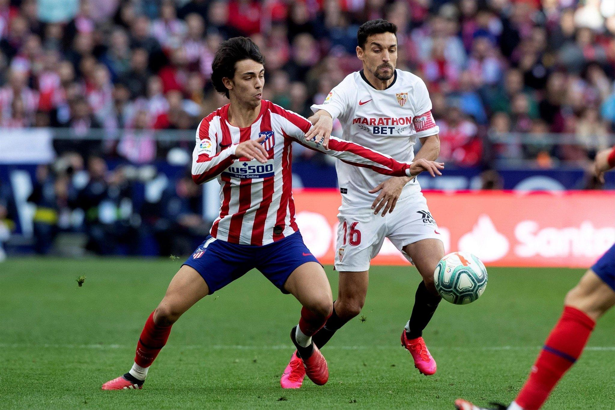 Atletico vs Sevilla; the principled battle.