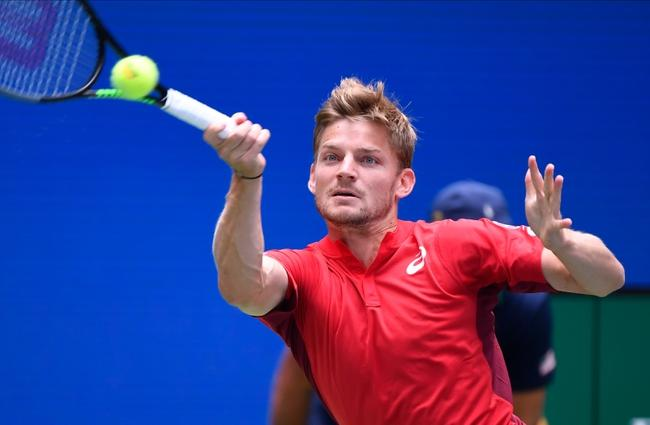 """Popyrin"" vs ""Goffin"": will the Belgian get his first victory in the tournament?"