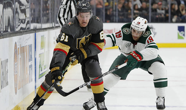 """Minnesota"" vs ""Vegas"": How will play ""the Wild""?"