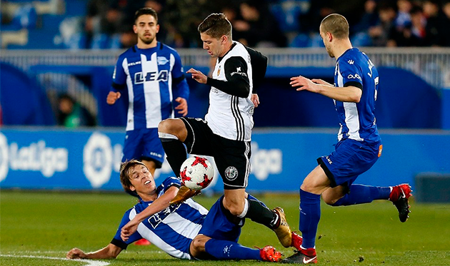 """Alaves"" vs ""Valencia"": will ""Valencia"" continue to fight for the top 4?"