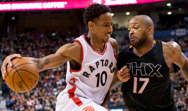 """Phoenix Suns"" vs ""Toronto Raptors"": will there be a sensation?"