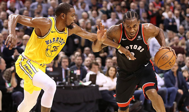 """Golden State"" vs ""Toronto"": Which team will succeed?"