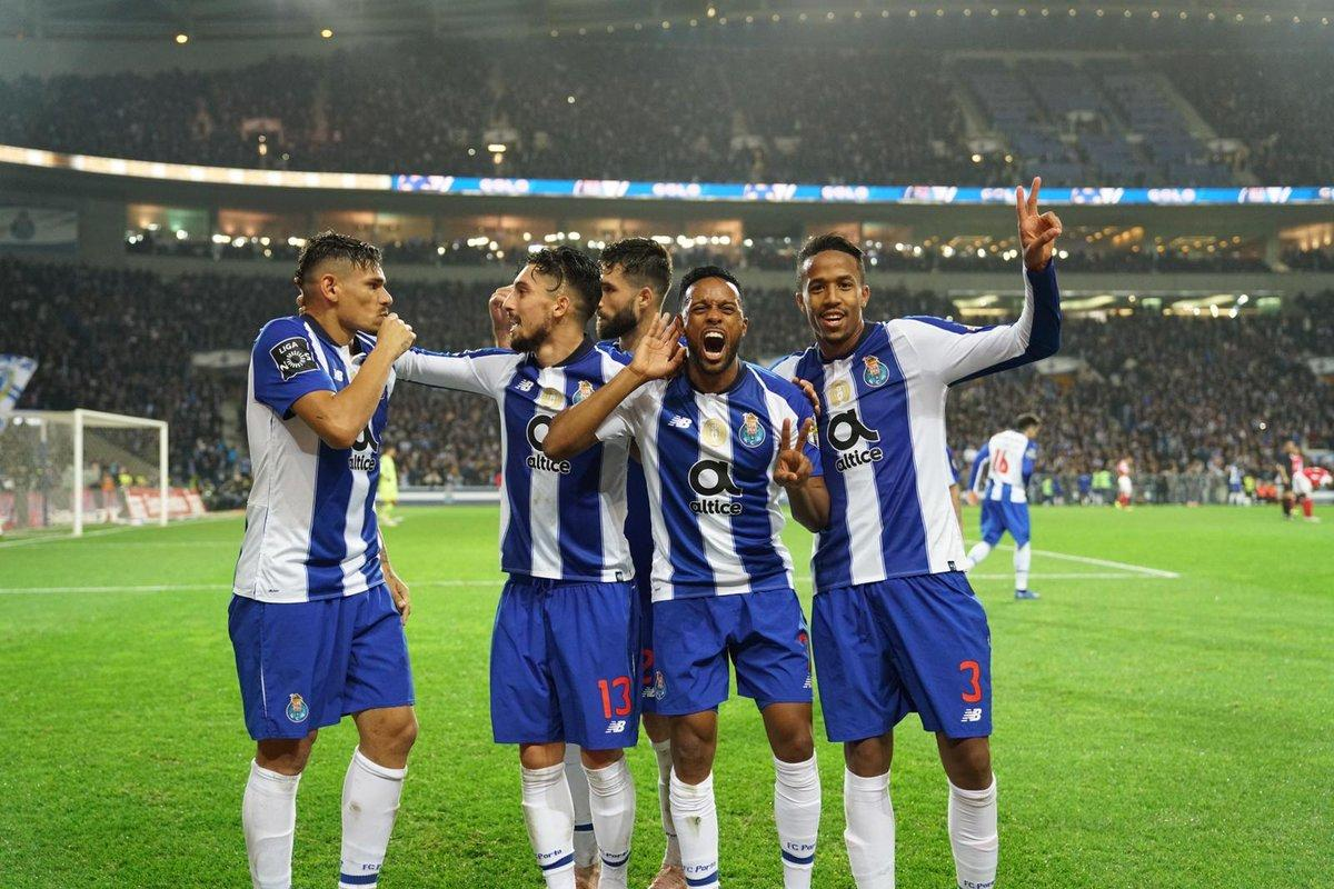 Porto vs. Braga: fight for a spot in the Portuguese Cup final