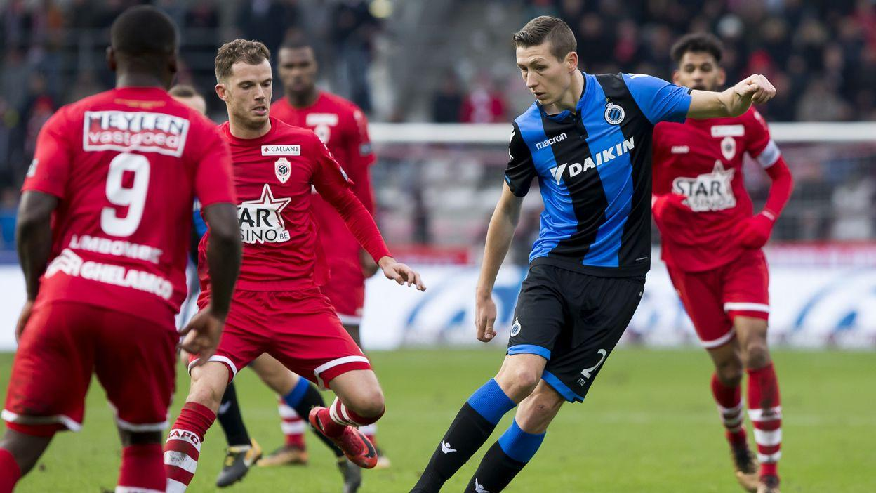 Club Brugge vs Antwerp: Strengthening Leadership