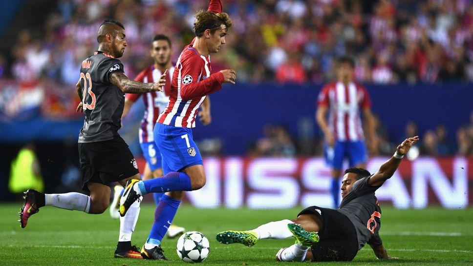 """Bayern"" vs ""Atletico"": who will win?"
