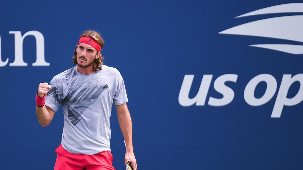 """Stefanos Tsitsipas"" vs ""Maxime Cressy"": Stephanos won't give his opponent a chance?"
